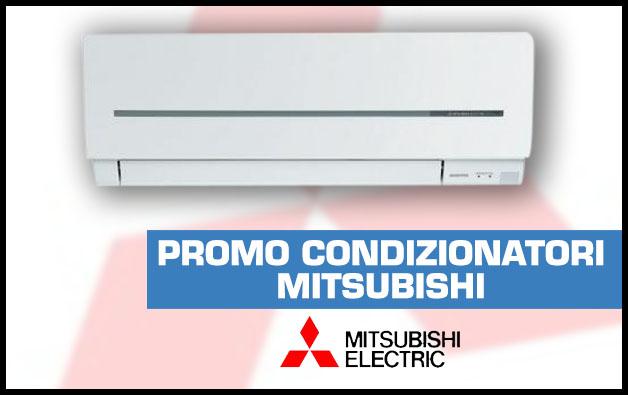 Promozione Monosplit Mitsubishi