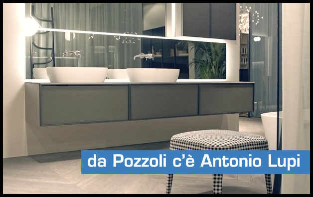 da Pozzoli c'è Antonio Lupi