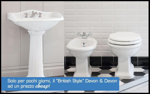 """Il """"British Style"""" dei prodotti Devon & Devon"""