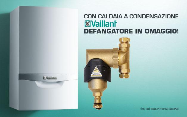 Promo caldaie Vaillant